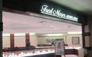 Fred Meyer jewelry store is closing March 10th, 2013.