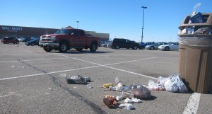 Mason City Walmart, where police respond to hundreds of calls for service, but it's never a nuisance.
