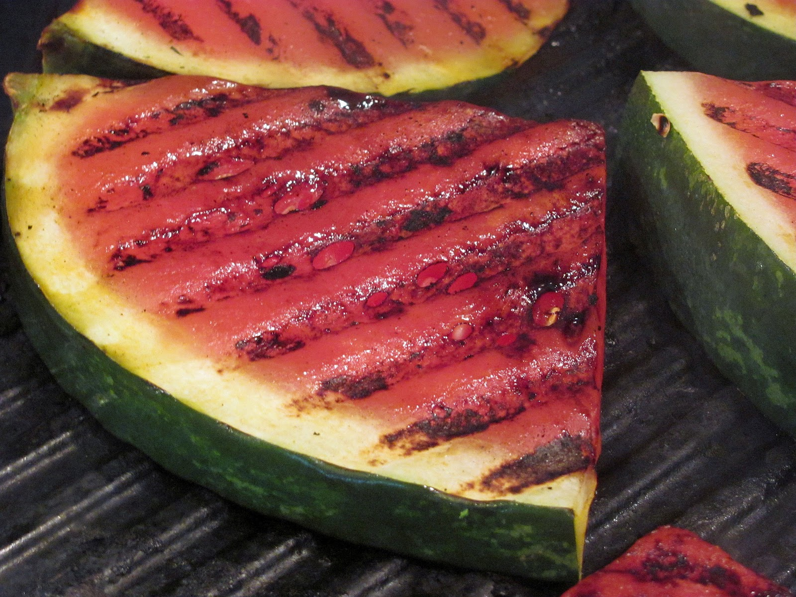 For a more nutritious Memorial Day grill watermelon ...
