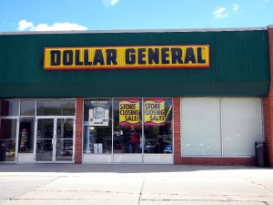 Dollar General in Mason City' Willowbrook Mall