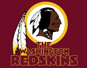 The Washington Redskins lost the patent on their name and logo, and are appealing in court to get the patent back.