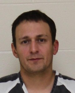 Most recent jail photo of Michael Jason Cisneros, 38.  Cisneros is already in custoday and headed to Mason City, presumably to later stand trial in this case.
