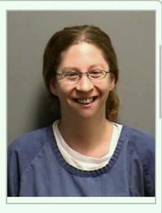 Emily Francis SERVING JAIL SENTENCE