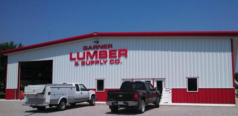 Garner Lumber Yard