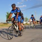 2013 RAGBRAI riders