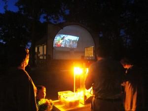 Moonlight Movies in East Park