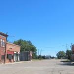 Downtown Kensett, Iowa