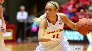Jadda Buckley, former Mason City High School basketball player