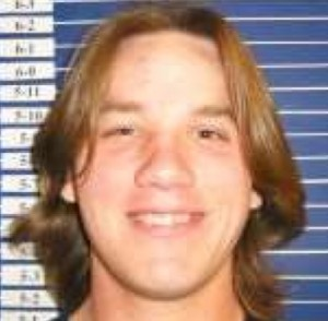Austin Runnells, escaped from custody