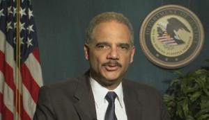 Eric Holder, U.S Attorney General