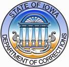 iowa department of corrections logo
