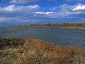 nasa.gov photo of Rio Grande River