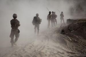 U.S. Marines in Afghanistan