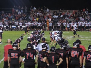 Mason City will try for its first win of the season on Friday against Marshalltown.