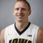 Mike Gesell  (Brian Ray/hawkeyesports.com)