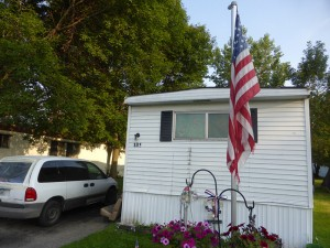 The Joyce home in Gracious Estates