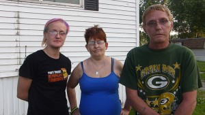 A family that says it is nearly out of options