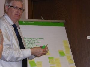 Steven J. Van Steenhuyse, the City's Director of Development Services