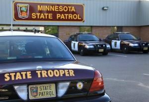 Minnesota State Patrol (Image via Facebook)