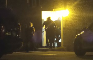 Cops enter property owned by council woman Jean Marinos