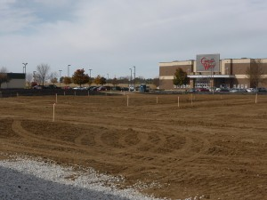 A former cornfield will soon offer sparkling new Nissan's for sale