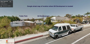 Google Street Map (Click image to view larger)
