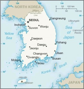 Deal between South Korea (mapped here) and Japan announced