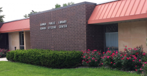 Garner library (Facebook photo)
