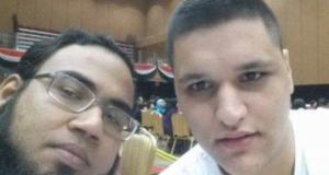 Audit Ferizi (right), ISIS hacker