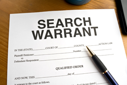 search-warrant
