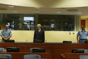 Radovan Karadzic, Bosnian Serb Convicted of War Crimes