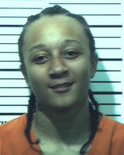 BREANNA THOMPSON, age 20 of Davenport: rioting