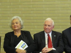 Marsha and Bill Prestage