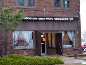 Northwestern Steakhouse 304 16th St NW, Mason City Reservations: (641) 423-5075
