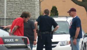 Cops clear suspected crooks from the streets in Mason City