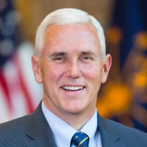 Governor Mike Pence of Indiana