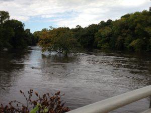 Flooding in Mason City