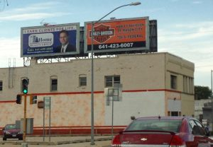 Rick Mathes is leaving the state - but billboards for his realtor business are running strong. According to a source, Mathes purchased the billboards months ago, presumably after his Zoning board approved the zone change for Prestage Foods. His billboards can be seen as far away as Clear Lake and are very expensive.