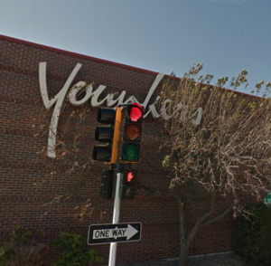 Mason City's Younkers store, at Southbridge Mall