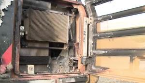 KDSM-TV video of damage