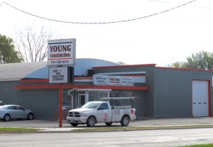 Young Construction, 1539 North Federal Avenue