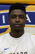 NIACC freshman guard Ben Moss