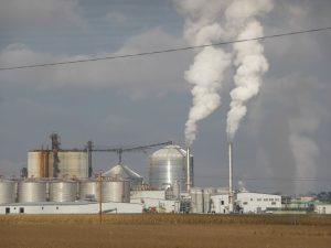 Golden Grain Energy in Mason City, a renewable fuel maker